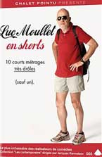 coffret Luc Moullet en shorts
