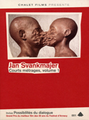 JAN SVANKMAJER, COURTS MÉTRAGES VOLUME 1